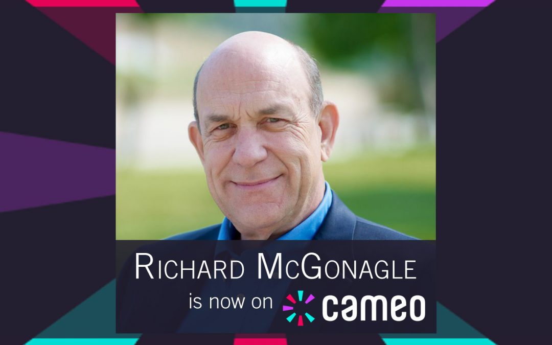 Richard is on CAMEO